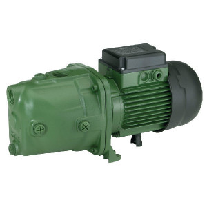 DAB Pumps Centr.pomp Jet 132M - DAB05214 | Bedrijfszeker | 240 V | 4,8 m³/h m³/h | 48,3 m | 1 G Inch | 1 G Inch | 1.490 W | 25 / 450 µF/Vc | 1 / 1,36 kW/HP kW/PS