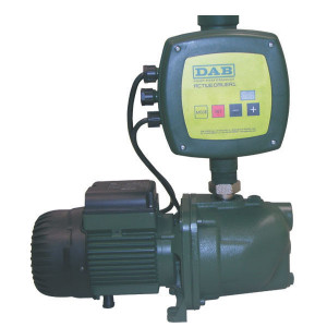 DAB Pumps Centr.pomp AD 1.0 M/M Jetinox 82M - DAB20206 | 3,8 A Amp | 0,6 3,6 m³/h m³/h | 40 20,3 m | 0,6 / 0,8 kW/HP kW/PS