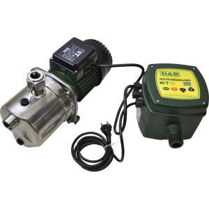 DAB Pumps Centr.pomp AD1.0 M/M Jetinox 132M - DAB20214 | 6,6 A Amp | 0,6 4,8 m³/h m³/h | 45,6 27,2 m | 1 / 1,36 kW/HP kW/PS