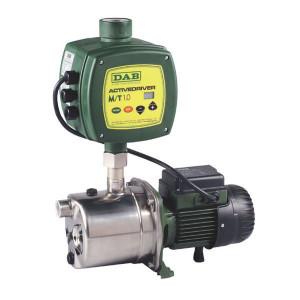 DAB Pumps Euroinox 40/80M + AD M/M1.0 - DAB504080M | 6,3 A Amp | 0,6 7,2 m³/h m³/h | 58 16 m | 1 / 1,36 kW/HP kW/PS