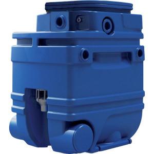 DAB Pumps NBB + Euroinox 30/50M + A.D. - DAB60123882AD | 80 l/min | 4,8 m³/h | 0,75 Hp | 747 mm | 580 mm | 16,9 kg