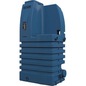 DAB Pumps E.sytank 440l - DAB60161819 | e.sydock inbegrepen | 870 mm | 595 mm | 1.663 mm