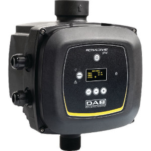 DAB Pumps Active Driver Plus M/T 10 - DAB60199777 | 15 m³/h | 250 l/min | 50/60 Hz | 1x230 V | 3x230 V | 1 1/4 Inch | 1 1/2 Inch | 1-9 bar | 10 bar | 220 mm | 180 mm | 280 mm | 5,3 kg