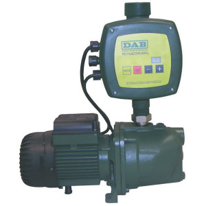 DAB Pumps Centr.pomp AD 1.0 M/M Jet 82M - DAB80206 | 3,8 A Amp | 0,6 3,6 m³/h m³/h | 40 20,3 m | 0,6 / 0,8 kW/HP kW/PS