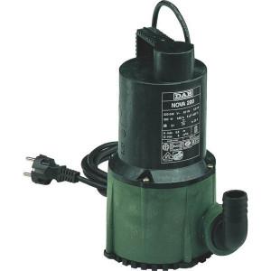 DAB Pumps Dompelpomp Nova 200 M-NA - DAB90210 | Lange levensduur | 12 m³/h | 0,22 / 0,3 kW/HP kW/pk | 1 1/4 G Inch | 8 / 450 µF/Vc