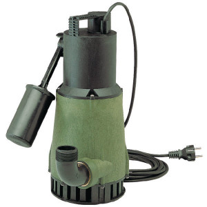 DAB Pumps Dompelpomp Nova 600 M-A - DAB90220 | Lange levensduur | 15,9 m³/h | 10,2 m | 0,55 / 0,75 kW/HP kW/pk | 1 1/4 G Inch | 14 / 450 µF/Vc