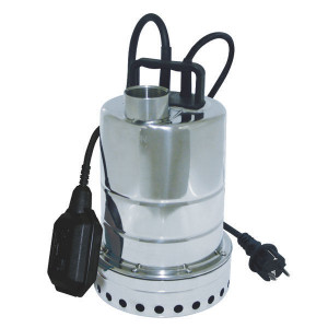 DAB Pumps Dompelpomp Drenag 300M-A - DAB90265 | 9 m³/h | 0,25 / 0,33 kW/HP kW/pk | 1,8 A Amp | 1 1/4 Inch | 8 / 450 µF/Vc | 154 x 234 mm | 5,5 kg