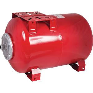 DAB Pumps Membraanvat 60L horizontaal - DAB960H | Met butylmembraan | Geschikt voor drinkwater | Horizontaal | 1 G Inch | 380 mm | 680 mm