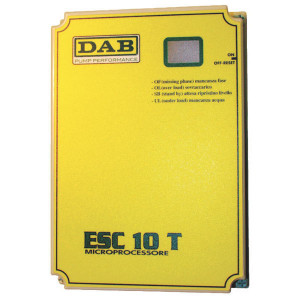 DAB Pumps Pompbeveiliging ESC 10T - DABESC10T | 50-60 Hz | 3x400 V | 5.5 10 Hp | 170 mm | 215 mm | 1,7 kg