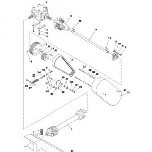 Bout 10X80 8.8 A2G Amazone - DB046