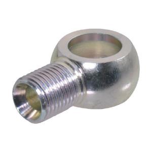 Draadbanjo 18mm M22x1,5 - DBM1822 | Metrisch / metrisch | Metrische holbouten | Verzinkt | 20,0 mm | 35 mm | 190 bar | M 22 x 1,5 metrisch | 18,0 metrisch