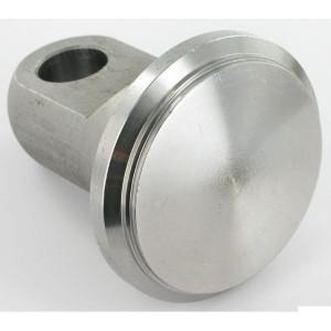 Cilinderbodem met gaffelkop 20 - DC29BEVN063 | Voor SATURN serie C25 | Gesmeed staal St52-3 | Staal / staal | 73 mm | 42 mm | 88 mm | 20,2 mm | 63 mm