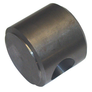 BODEM+GAT D.25.25 BORING 70 CR - DC39BEVD070B | Voor SATURN serie C25 | Gesmeed staal St52-3 | 80 mm | 70 mm | 25,25 mm | 27,5 mm