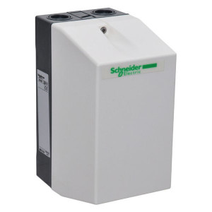 Schneider-Electric Lege Behuizing, LE1 D18..D35, - DE1DS2A04 | 145 mm | 103 mm | 145 mm