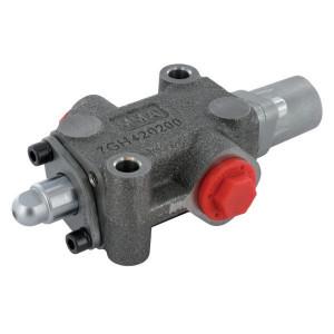 Walvoil 2-Wegventiel DF-05-2BT-17-SLP - DF052004 | Gietstaal | 41,5 mm | 147,5 mm | 3/8 BSP | 315 bar | 60 l/min