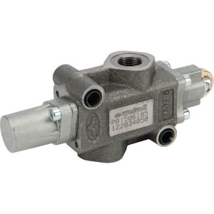 Walvoil 2-Wegventiel DF-05-2AC17CB - DF052008 | Gietstaal | 41,5 mm | 3/8 BSP | 315 bar | 60 l/min