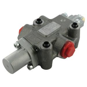 "Walvoil 3-Wegventiel DF05/3A-17C rol - DF053002 | Gietstaal | 68 mm | 3/8"" BSP | 315 bar | 60 l/min"