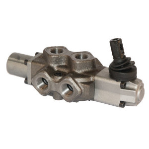 Walvoil 6-Wegventiel DF 10/6A-12L - DF106001 | Gietstaal | 88,5 mm | 110 mm | 1/2 BSP | 315 bar | 90 l/min