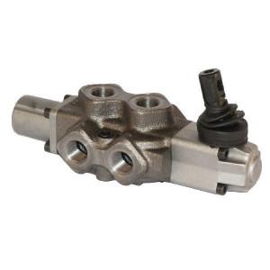 Walvoil 6-Wegventiel DF 10/6B-12L - DF106003 | Gietstaal | 88,5 mm | 110 mm | 1/2 BSP | 315 bar | 90 l/min