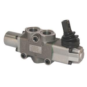 "Walvoil 3-Wegventiel DF20/3A-17L - DF203001 | Gietstaal | 85 mm | 110 mm | 3/4"" BSP | 315 bar | 140 l/min"