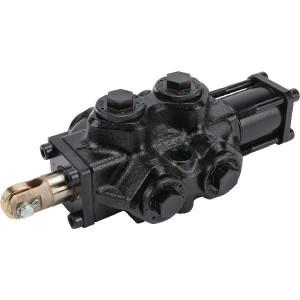 Walvoil DFC100/6B 6-wegvent. nok.reg. - DFC1006BSLP | Gietstaal | 88.5 mm | 110 mm | 215 mm | 1/2 BSP | 315 bar | 90 l/min