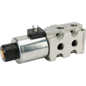 Walvoil 6/2 Ventiel DFE140/6 12 Vdc 1 - DFE1406001 | Exclusief stekker SP 666