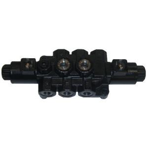 Walvoil 8/3 Ventiel 12 Vdc 1/2 BSP - DFE1408001 | 60 l/min | Exclusief stekker SP 666