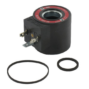Coil 24 VOLT DC DHI / DHU - DH924D | 40,5 mm
