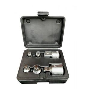 Deltach Adapter set, 6-delig - 501060