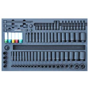 Deltach FOAM inlay met krachtdoppen - 540200