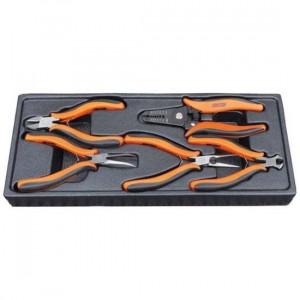 Custor Tangenset mini (electronica), 5-delig, S-module - CCP05005S