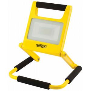 Draper LED werklamp oplaadbaar, 20W/1200 lumen - D03250