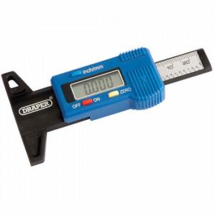 Draper Profieldiepte meter digitaal - D39590
