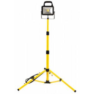 Draper LED Cob werklamp driepoot, 1x50W/6500lumen - D97979