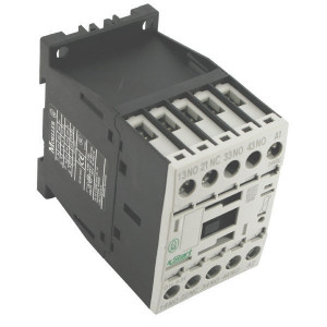 Eaton Hulprelais - DILA3124VDC   24DC V   3 pcs maker   1 pcs verbreker   4 A