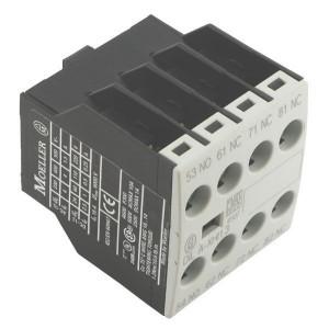 Eaton Hulpcontactblok 1m/3v-contacte - DILAXHI13   1 pcs maker   3 pcs verbreker