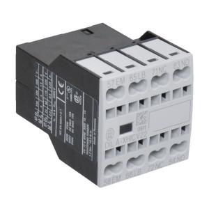 Eaton Hulpcontactblok 2m/2v+veerklem - DILAXHICV22   2 pcs maker   2 pcs verbreker