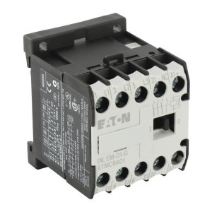 Eaton Magneetschak. 4kW, 24V Moeller - DILEM01G   24V DC V   4 kW   1 pcs verbreker   2,2 kW   1,5 kW