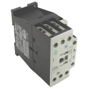 Eaton Magneetschakelaar 17A, 7,5kW - DILM170124VDC   24V DC V   7,5 kW   1 pcs verbreker   5 kW   2,5 kW   4,5 kW   6,5 kW