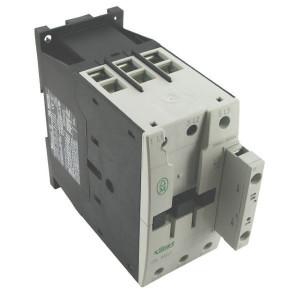 Eaton Magneetschakelaar 50A, 22kW - DILM50RDC24   24V DC V   22 kW   15,5 kW