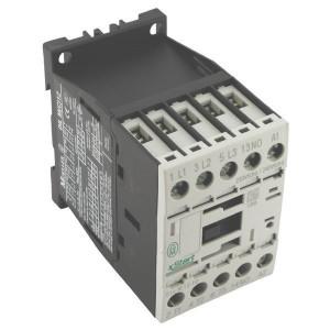 Eaton Magneetschakelaar 12A, 5,5kW - DILMC121024V5060HZ   24V AC V   5,5 kW   1 pcs maker   3,5 kW   6,5 kW   4,4 kW