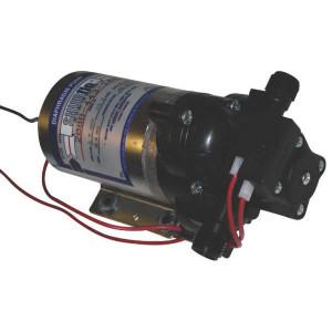 Shurflo Diafragmapomp 12V 13,2l/min - DIP2088443144 | 13,2 l/min | 3.1 bar | 3.1 bar | Polypropyleen | Verzinkt | 218 mm | 127 mm | 113 mm | 2,18 kg