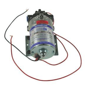 Shurflo Diafragmapomp 12V 3,40 l/min - DIP8000541236 | 3,4 l/min | 4.1 bar | 4.1 bar | Polypropyleen | Verzinkt | 3/8 NPT Inch | 192 mm | 102 mm | 104 mm | 1,71 kg