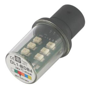 Schneider-Electric LED, rood, 24V, BA15D XBV - DL1BDB4