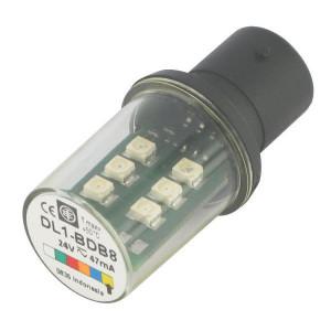 Schneider-Electric LED, geel, 24V, BA15D XBV - DL1BDB8