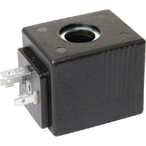 Walvoil Spoel 12Vdc Serie 08 10 12 - EC9BER12   12V DC V   ISO 4400   47.5 mm   38.5 mm