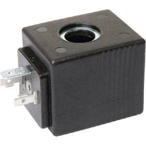Walvoil Spoel 24Vdc Serie 08 10 12 - EC9BER24   24V DC V   ISO 4400   47.5 mm   38.5 mm