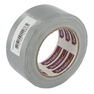 Berkleba Tape waterv. katoen 50mm grijs - EM2010L | Gebruiksvriendelijk