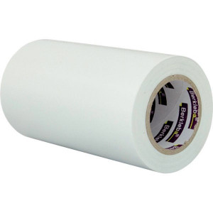 Berkleba Isolatieband wit 100x10m - EM204011 | Vlamvertragend | Veilig | 100 mm