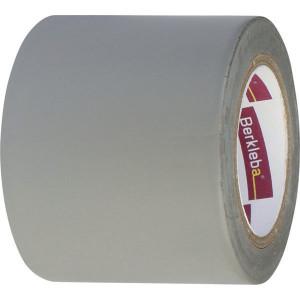 Berkleba Tape voor silofolie grijs 50x10m - EM204012 | Vlamvertragend | Veilig